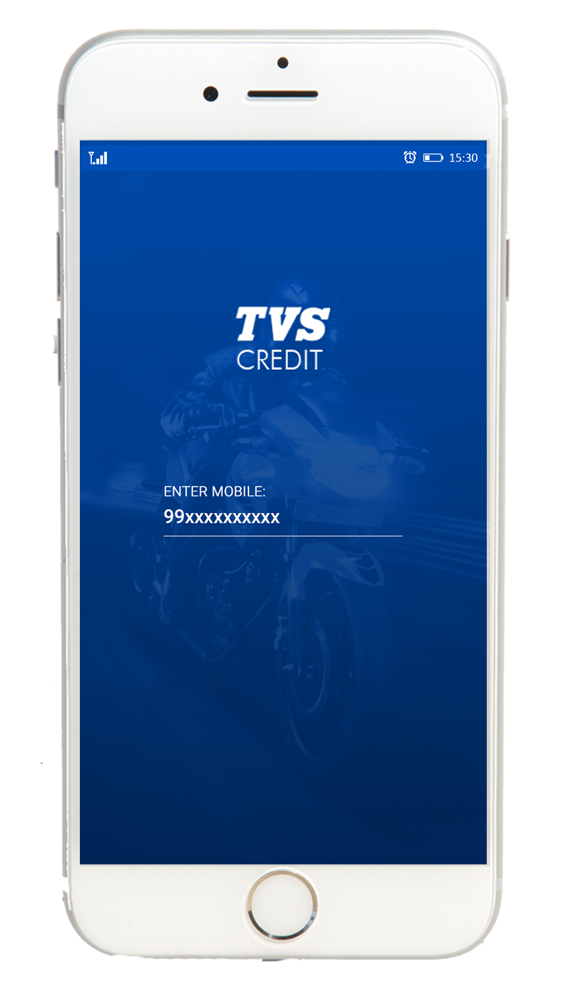 Mobile Applications And Development - TVS Screen 1
