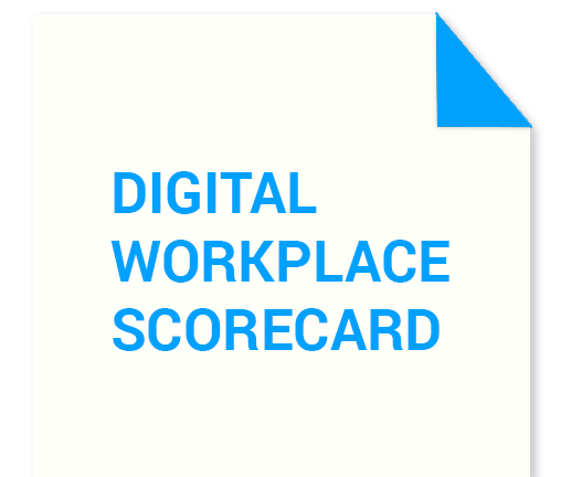 Digital Workplace Scorecard PDF
