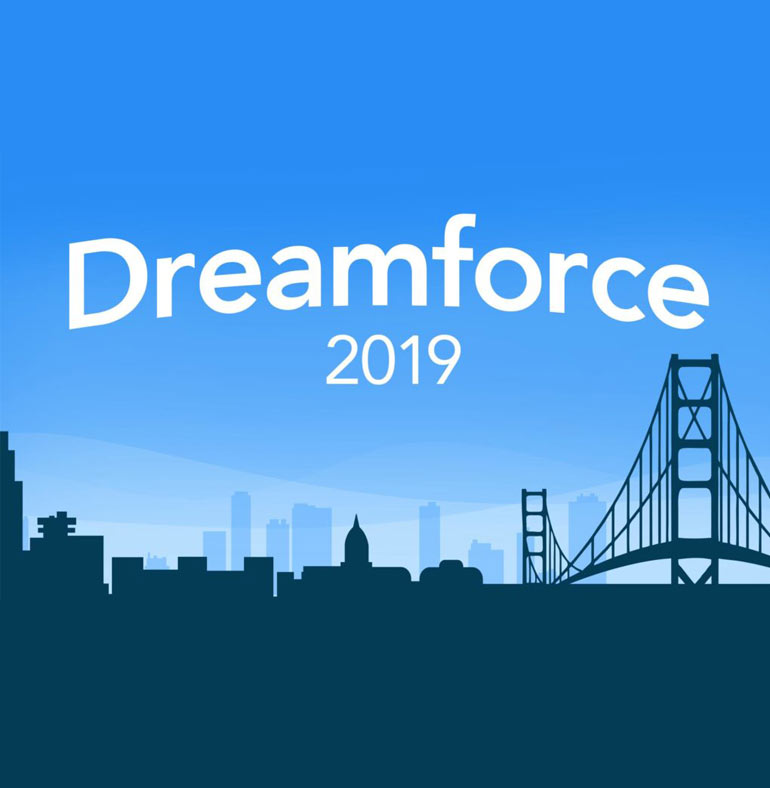 Dreamforce 2019 - Keynotes and fire chat sessions
