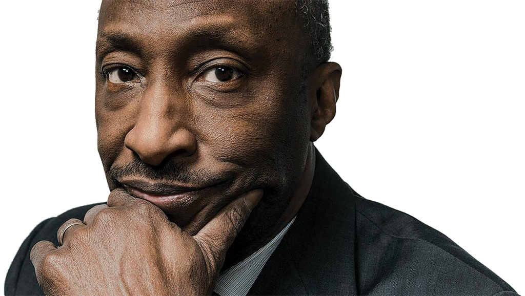 Kenneth Frazier, CEO of Merck