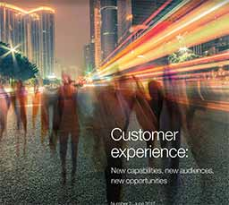 New Capabilities, New Audiences, New Opportunities