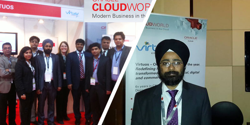 Oracle Open Cloud World 2014
