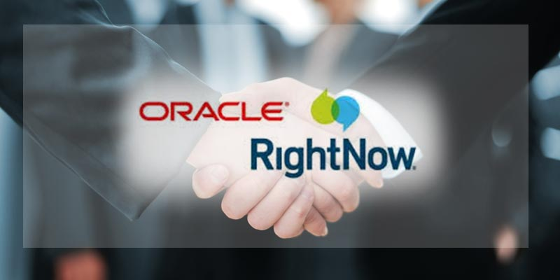Oracle and RightNow Technologies