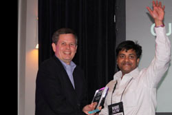RightNow Technologies honours Virtuos for the debut performance