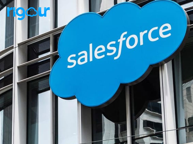 Rigour, Salesforce CRM