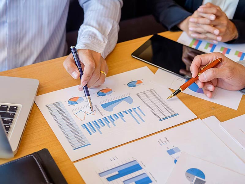 Digital Strategy - Evaluate business performance