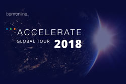 Virtuos attends BPM'Online Global Partner Summit Accelerate 2018
