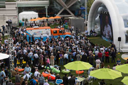 Virtuos CEO attends Dreamforce, Salesforce Global Event