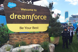 Virtuos team attends Salesforce Conference – Dreamforce 2016